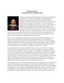 Valedictorian Speech Sample Free Download