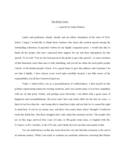 Valedictorian Speech Template Free Download