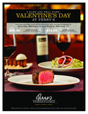 Happy Valentine's Day Menu Free Download
