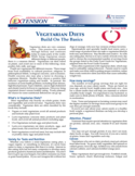 Vegetarian Diets Free Download
