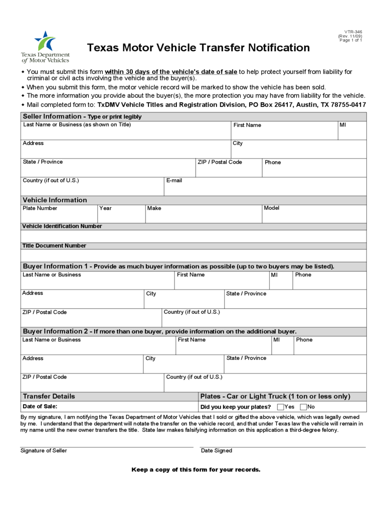 vehicle transfer form 20 free templates in pdf word ForMotor Vehicle Transfer Form