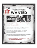Wanted Poster Sample Form Free Download