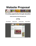 Website Proposal Free Download