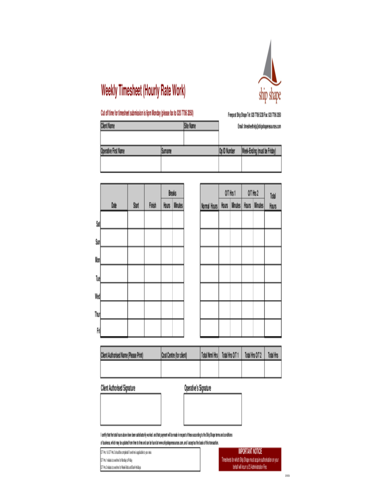 Timesheet Template 21 Free Templates In PDF Word Excel Download Weekly Time  Sheet D1 Timesheet Template  Free Payroll Templates