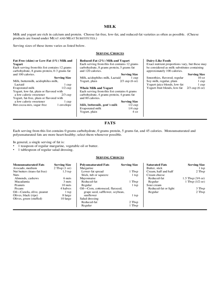 Meal Planning Guide Free Download
