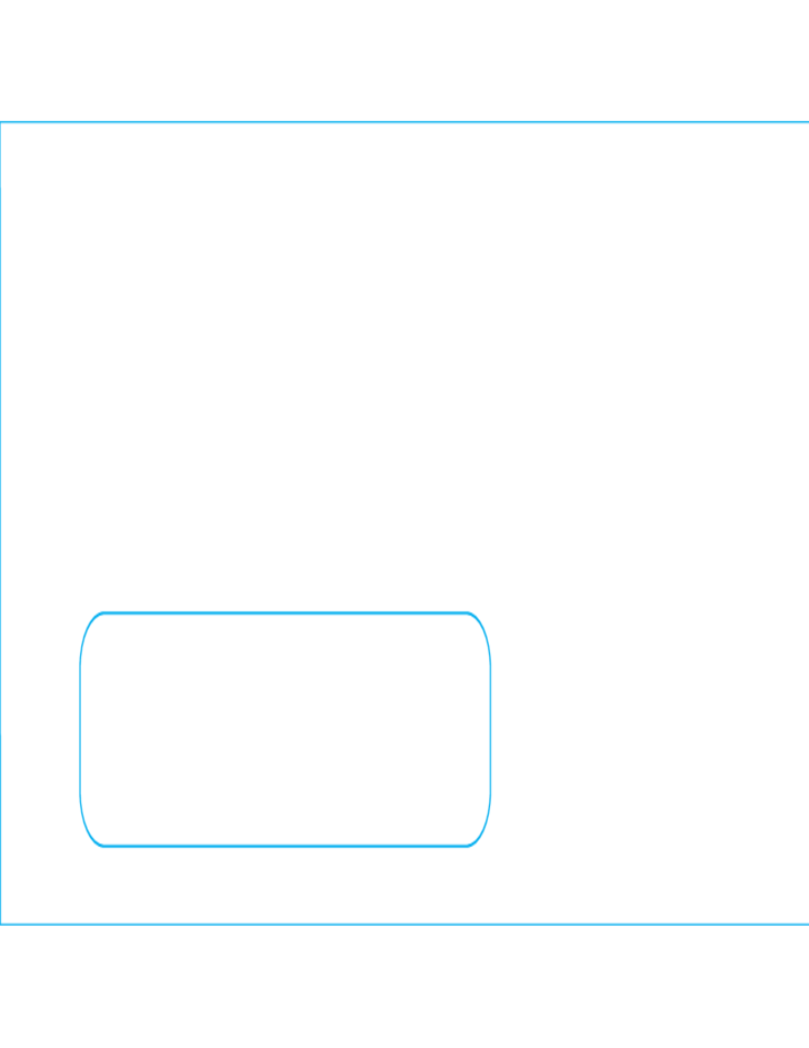 Window envelopes 9 3 7 8 x 8 7 8 front free download for Double window envelope template