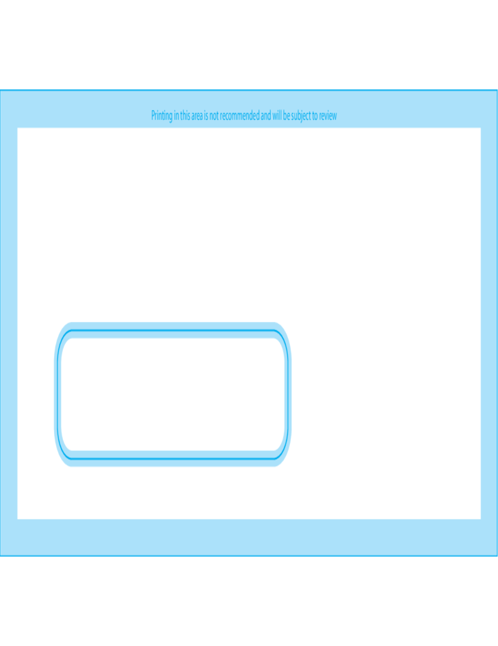 Window envelopes 8 5 8 3 5 8 x 8 5 8 front free download for Window envelope design