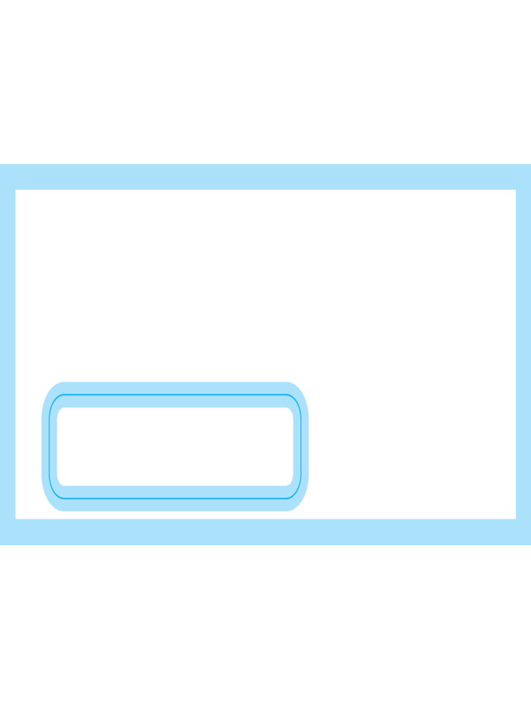 Envelope templates 321 free templates in pdf word for Window envelope design