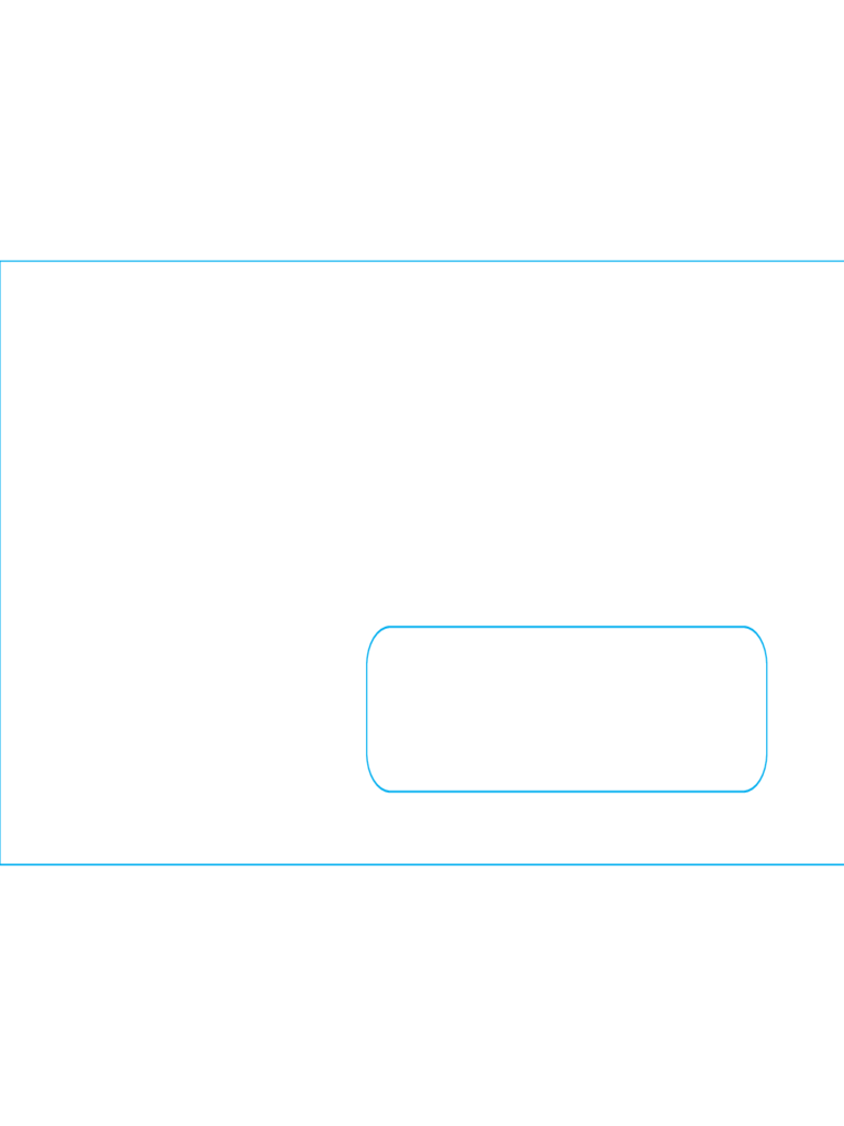 Window envelopes template 40 free templates in pdf word for 10 window envelope size