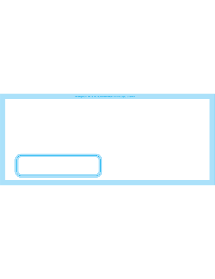 Window envelopes 14 5 x 11 1 2 front free download for Window envelope design