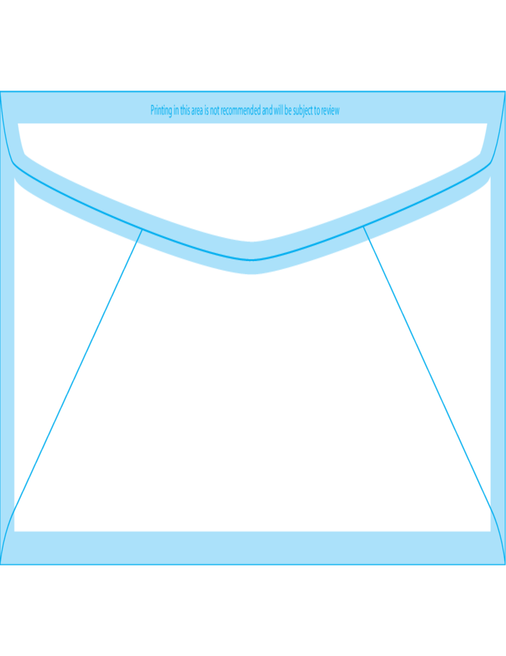 Window envelope template 28 images window envelope for Window envelope design