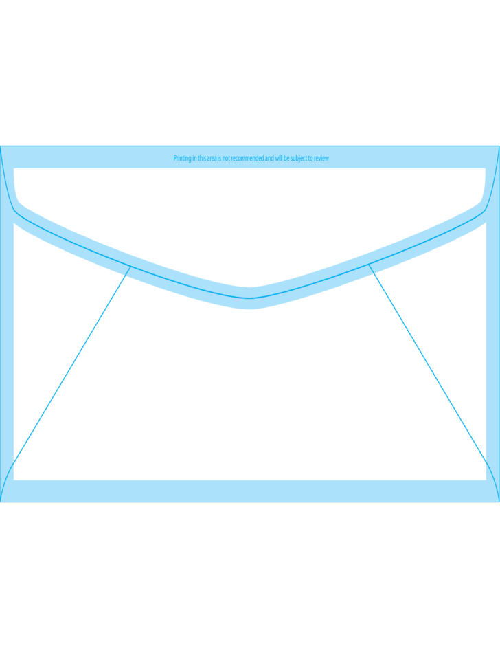 Window envelopes 11 4 1 2 x 10 3 8 back free download for Window envelope design