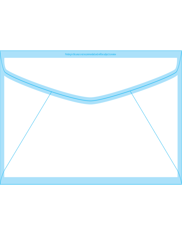 Window envelopes 14 5 x 11 1 2 back free download for 8 5 x 11 envelope template