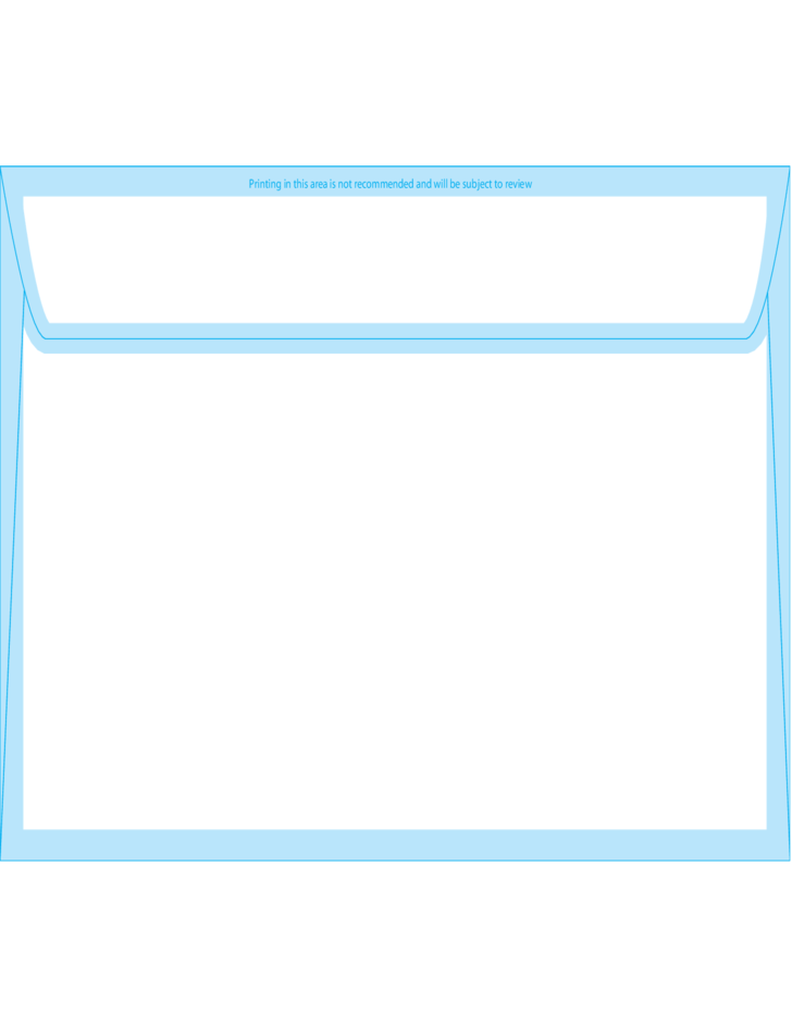 Window envelopes 6 x 9 back free download for Window envelopes
