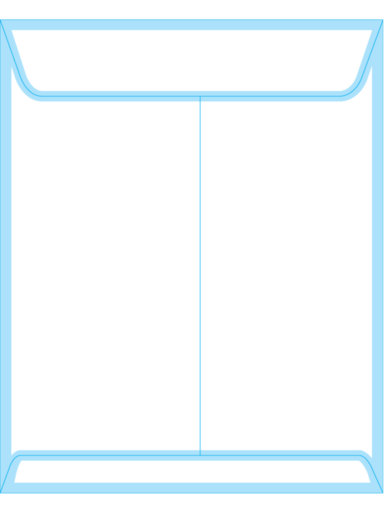 Window envelope template 28 images 10 window envelope for 10 x 40 window