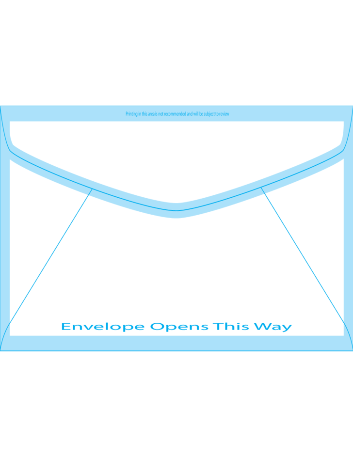 Window envelopes 10 4 1 8 x 9 1 2 back free download for Window envelope design