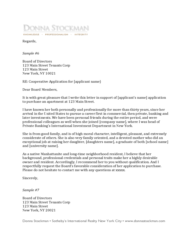 Tenant Recommendation Letter Sample from www.formsbirds.com