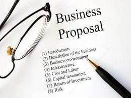 free Business Proposal Template